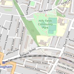 Maps - University of Kent