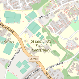 Rogers State University Campus Map.Canterbury Campus Maps And Directions University Of Kent