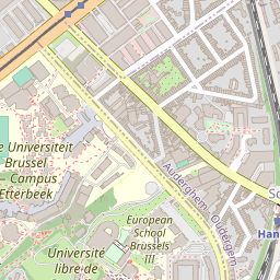 Brussels - Maps and directions - University of Kent