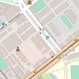 Brussels centre - Maps and directions - University of Kent